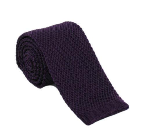 Knit Silk Ties