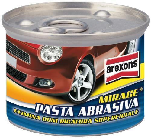 ✔ AREXONS PASTA ABRASIVA ELIMINA RIMUOVI SEGNI RIGATURE GRAFFI CARROZZERIA AUTO