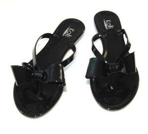 962ecdeac Guess Tutu Bow Flip Flops Yellow 10M flipflopsshoes Womens