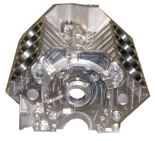 Brodix Small Block Chevy Aluminum Blocks 8b 1200-8b 1250