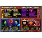 Mortal Kombat PCB