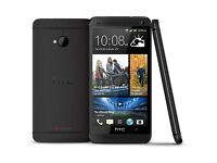 HTC ONE M7 Brand New in the box in black colour