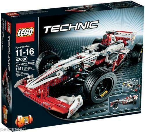 lego f1 ebay. Black Bedroom Furniture Sets. Home Design Ideas