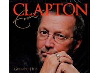 very rare 2 cd set new and sealed of eric clapton