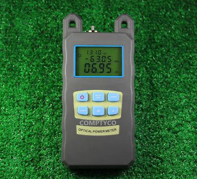 New FTTH Fiber Optic Optical Power Meter Cable Tester -70~+10 dBm FC/SC Fiber Power Meter