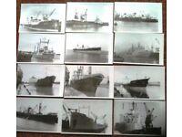 12 x WORKINGTON SHIPPING PHOTOS 11960s NOW CLOSED 6 x 4 Quality Gloss Prints