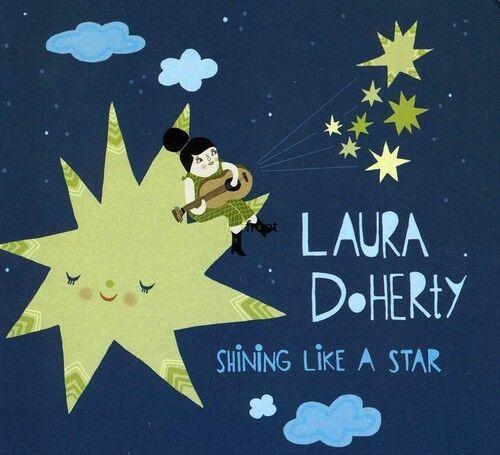 Laura Doherty - Shining Like a Star [New CD]