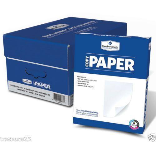 5.5 X 8.5 Paper