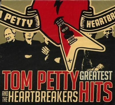 Tom Petty and the Heartbreakers Greatest Hits 2 CD Set