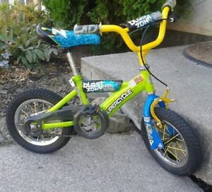 Kids Supercycle Bicycle - 12""
