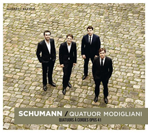 modigliani quartet im radio-today - Shop