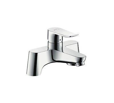 Hansgrohe Metris Single Lever Low Pressure Bath Filler Deck Mounted 31423000 -