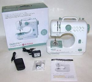 singer quickfix sewing machine