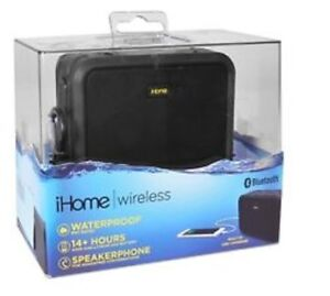 iHome iBN6 New Bluetooth Speakers