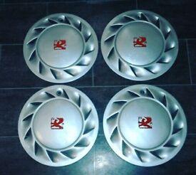 "14"" Sri wheel Trims hub caps"