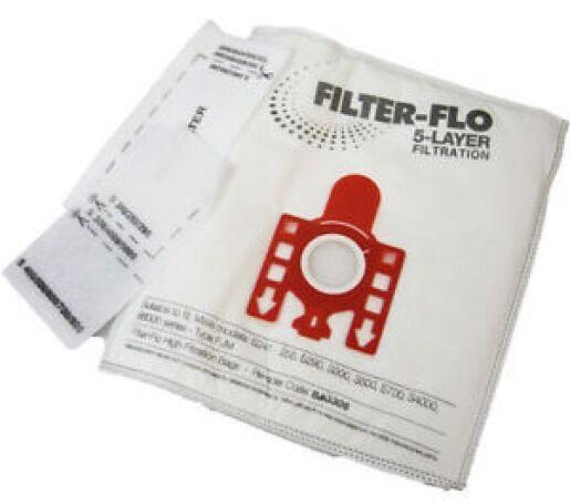 30 x MIELE FJM Sacchetti Hoover S6210 S6220 S6240 S6290 S6730 Aspirapolvere HEPA Filtro