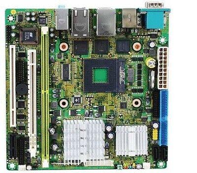 Msi Mini Itx (Industrial Mainboard 5x RS232 3xLan MSI Fuzzy 945GM2 Socket M Mini-ITX RS-232)