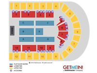 Status quo ticket good seat almost sold out!