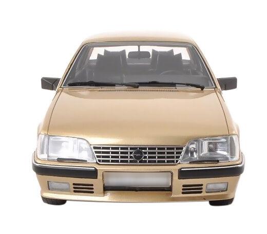 So entdecken Sie einen gut erhaltenen Opel Senator mit Oldtimer-Gutachten