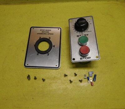 Hobart Mixer Start Stop 15 Min Timer 115 Volt Kit H-600 60qt L-800 80qt Shift
