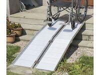 Wheelchair ramp wanted