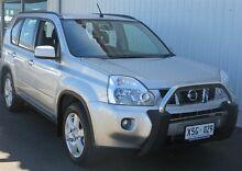 2008 Nissan X-Trail T31 ST-L (4x4) Silver 6 Speed CVT Auto Sequential Wagon Kadina Copper Coast Preview