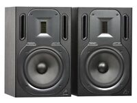 Pair Of Behringer Truth B3031A Music Studio Monitors / Speakers