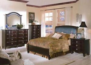Solid wood bedroom sets for sale. (ME35)