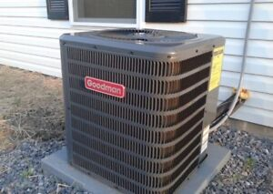 Thinking of Installing Central Air?  Call Me Now!