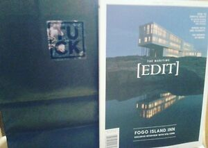 The Maritime edit magazine first edition