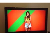 """42"""" lcd tv freeview full hd 1080p hdmi ect can deliver."""