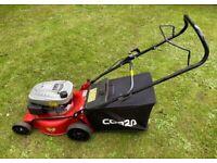Cobra petrol push lawn mower