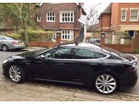 Tesla MODEL S - very low mileage