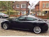 Tesla MODEL S - very low mileage