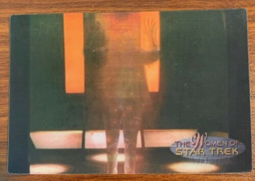 2000 Rittenhouse Women of Star Trek in Motion #8 Doctor Taylor Free Shipping