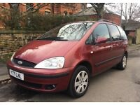 Ford Galaxy 2.3 Zetec Automatic 11 Months Mot 7 Seater
