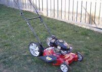 Curts lawn care