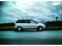 Seat Alhambra 1.9TDI SE 7 seater reliable