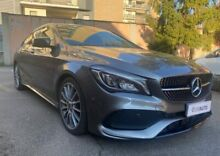 MERCEDES-BENZ CLA 200 d S.W. Automatic Sport AMG
