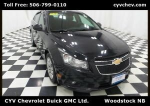 2012 Chevrolet Cruze LT Turbo - Remote Start & XM Radio