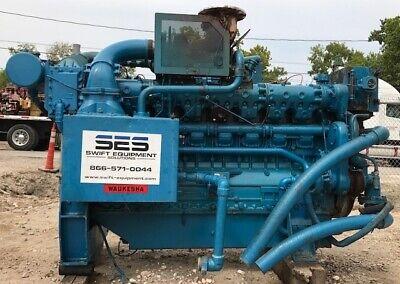 Waukesha H24gld Gas Engine