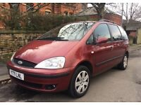 Ford Galaxy 2.3 Zetec Automatic 11 Months Mot