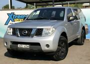 2006 Nissan Pathfinder R51 ST Silver Manual Wagon Campbelltown Campbelltown Area Preview