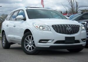 2016 Buick Enclave Leather|AWD|Sunroof|Rem. Start|Heated Seats