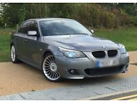 BMW 5 SERIES E60 520D M SPORT *ALPINA ALLOYS*