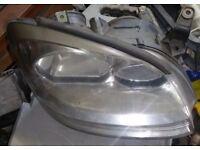 Nissan Almera Tino O/S Headlight (2004)