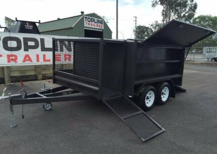 NEW LAWN MOWING trailers All sizes and styles available Tanah Merah Logan Area Preview