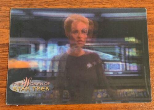 2000 Rittenhouse Women of Star Trek in Motion #29 Seven of Nine Free Shipping