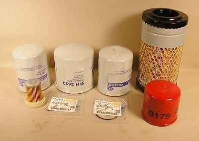 Kubota Rtv-x1100 And Rtv-x1120 Filter Kit