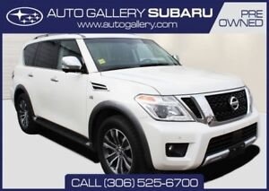 2017 Nissan Armada SL | 4 WHEEL DRIVE | EVERY OPTION | 7 SEAT CA